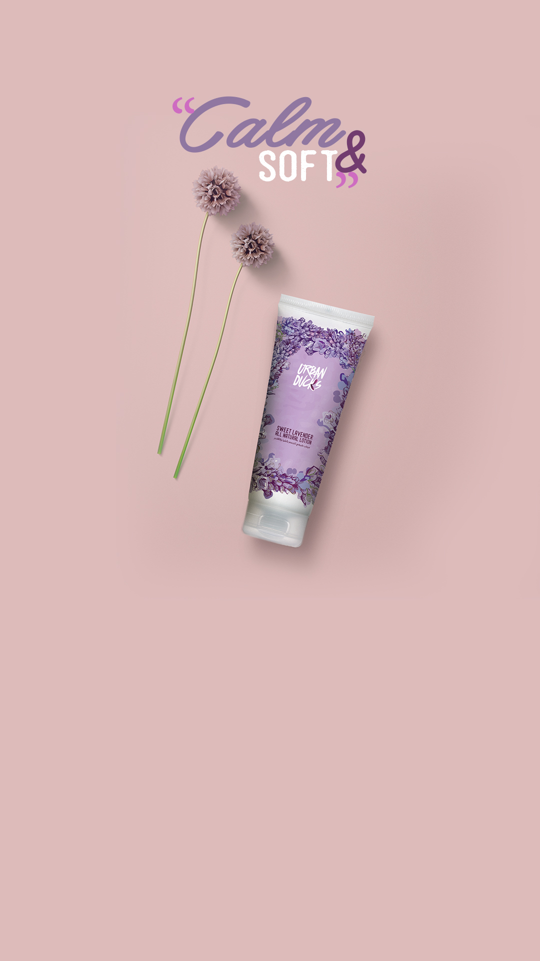 Sweet Lavender Lotion